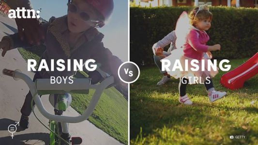 Its time to stop raising girls differently than boys. #news #alternativenews