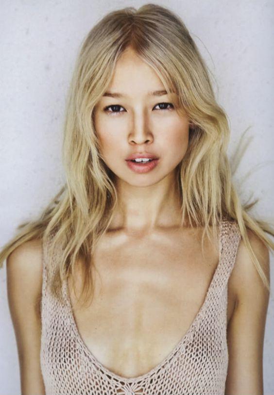 Blonde Asians 42