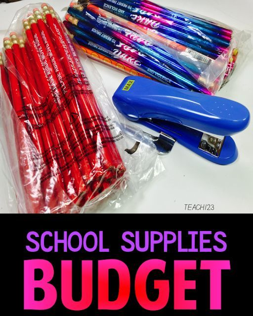 Teaching on a Budget and Setting Up YOUR classroom without breaking the bank. #teach123 #B2S