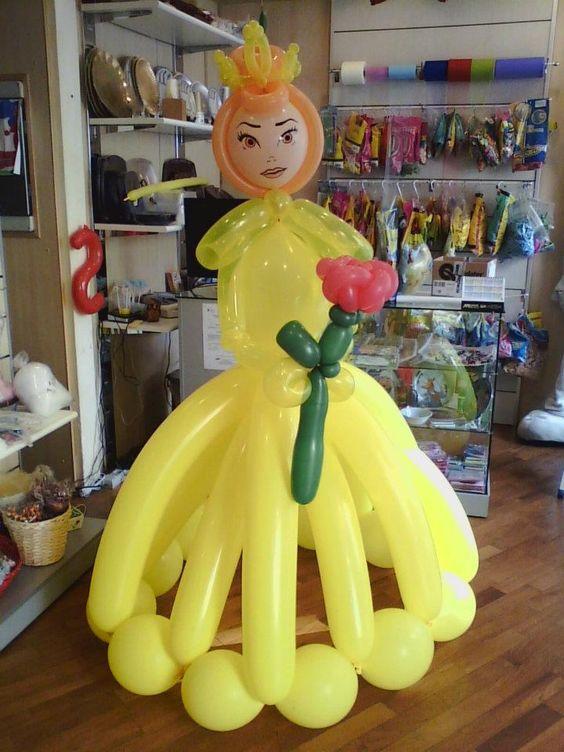 Personale. Principessa Belle per colorare la festa!