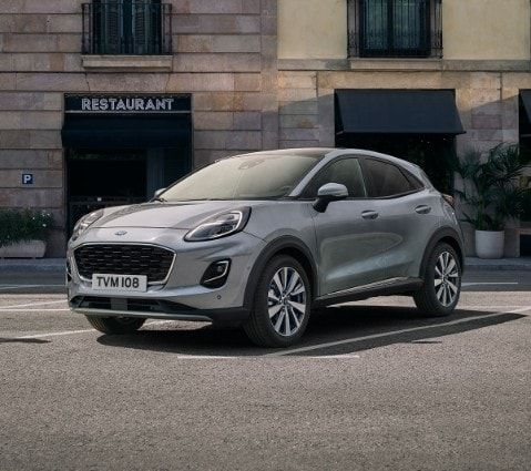 New Puma In 2020 With Images Ford Puma Sporty Suv Ford Motor