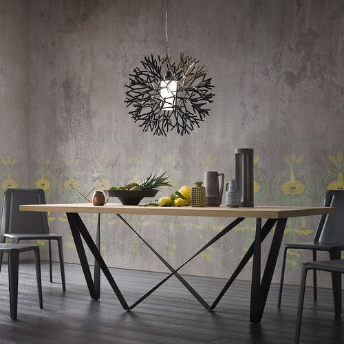 Found it at AllModern - Morgan Extendable Dining Table