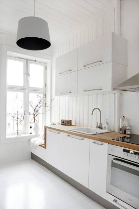 These 20 Stylish Kitchen Designs Will Inspire You To Redesign Yours: 7 Amazing Scandinavian Kitchens To Inspire You