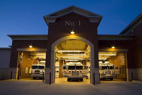 Great picture of Fire Station No.1 located on 2730 E. Williams Field Road in #GilbertAZ taken by James Alan Jones and shared via Flickr.