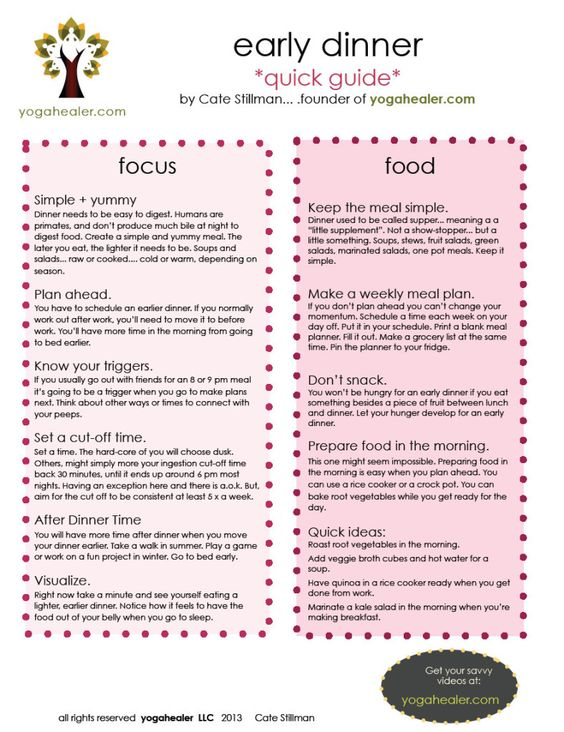 Ayurveda Cheat Sheets + Guidelines....love this!