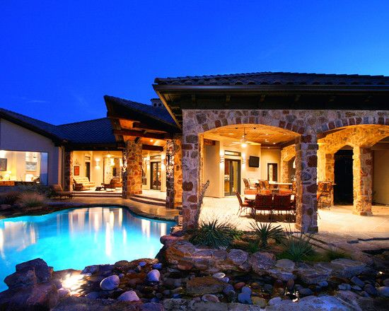 Texas Hill Country Home Plans Texas Hill Country Home