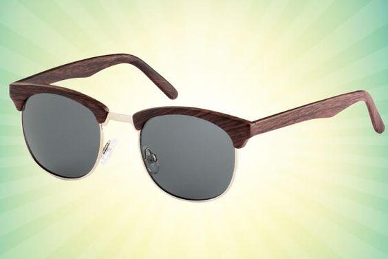 Kein Sommer ohne Sonnenbrille - Damit Sie top gestylt in die Saison starten, haben wir hier die coolsten neuen Modelle zusammengestellt http://www.menshealth.de/artikel/sonnenbrillen-trends-2016.417290.html#gallery-8