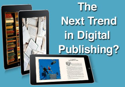 Is Reading Books on the Web the Next Trend?