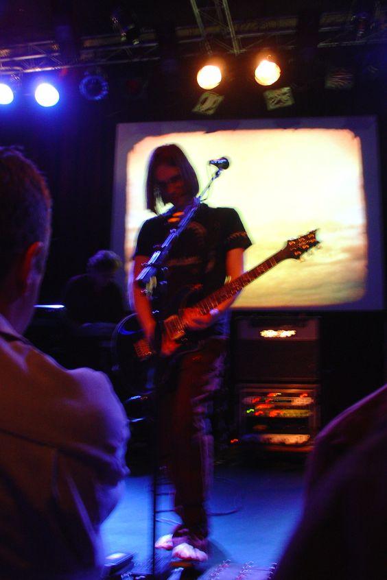 Porcupine Tree in Minneapolis, 2005.