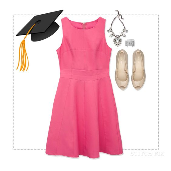 The Perfect Graduation Dress