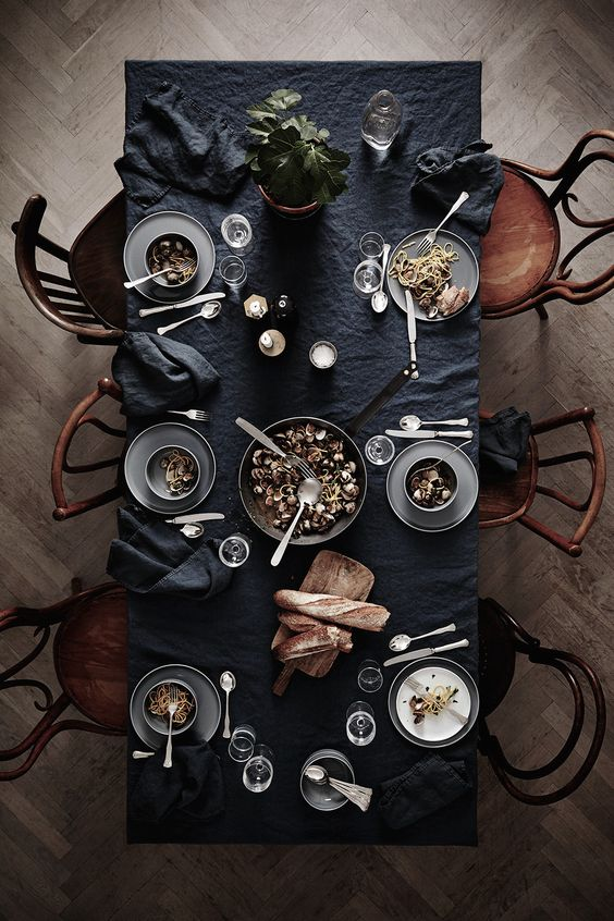 Set the Table |