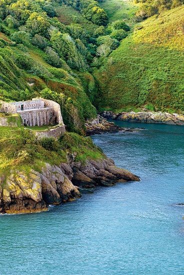 Picture-postcard. The stunning coast of Jersey, Channel Islands #EscapeToJersey