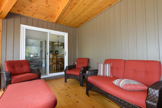 Infinity fine homes inc renovated this home in apsley ontario infinity fine homes inc renovated this home in apsley ontario using gentek patio door planetlyrics Gallery