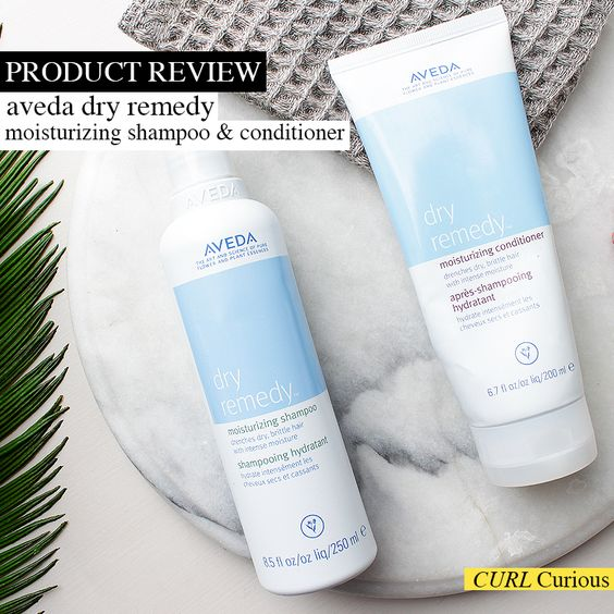 For dry and brittle hair we tried Aveda Dry Remedy Shampoo & Conditioner for a month! We're not impressed with the results or ingredient list.