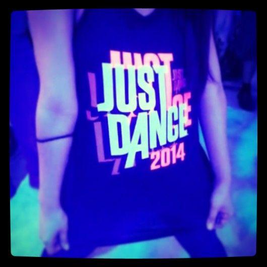 Just Dance 2014 t-shirt!