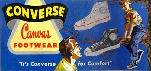 converse 1950