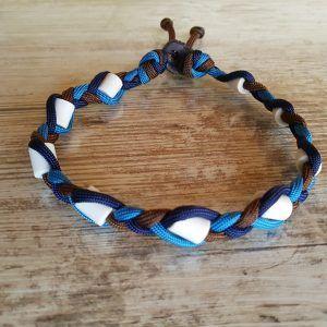 Em Keramik Halsband Geflochten Halsbanden
