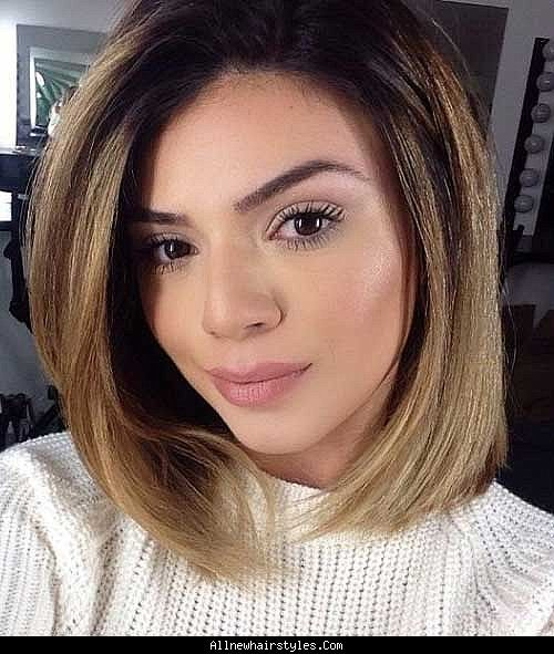 Marvelous Woman Hair Bobs And New Hairstyles On Pinterest Short Hairstyles Gunalazisus