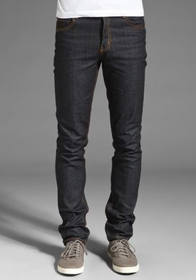 I love this dark denim. This color isn't to closer to black nor to ...