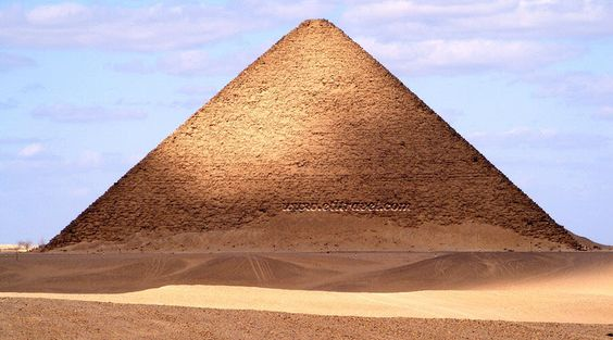 Red Pyramid Dahshur has the largest base after Khufu pyramid. It located 40…