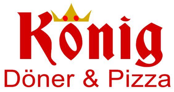 König Döner und Pizza Logo Bad Marienberg