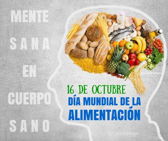 Mente sana en cuerpo sano.  @Candidman   #Frases Alimentación Candidman Motivación @candidman