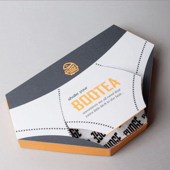 Pudge Protein company - Direct Mail