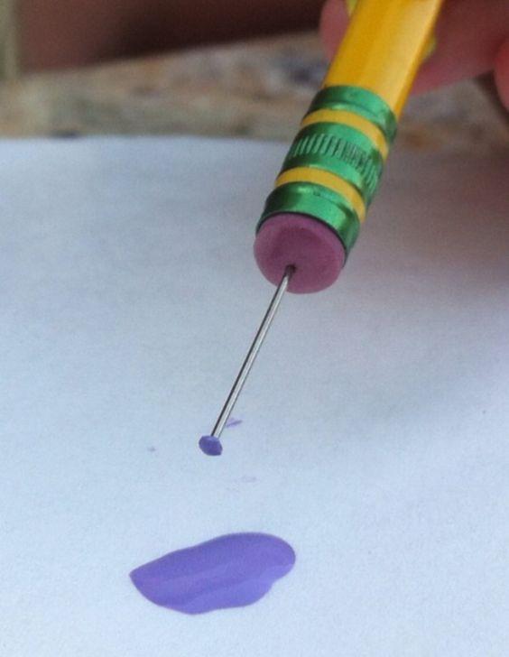 mini glaze dots