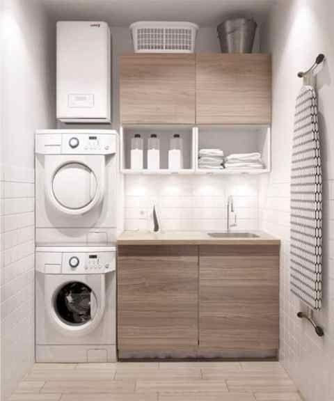 Mobili Per Lavanderia Di Casa.Lavanderia Suggerimenti E Idee Stanza Lavanderia