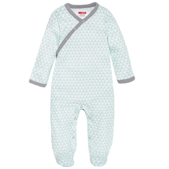 Skip Hop Petite Triangles Side-Snap Footies