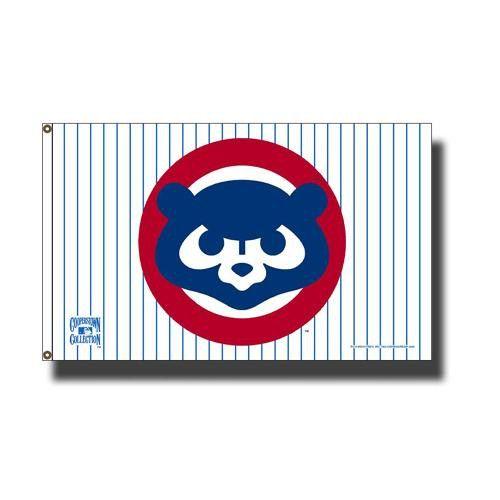 Chicago Cubs MLB 3x5 Flag