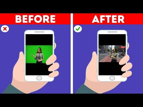 How To Change Any Video Background Without App 2020 How To Remove Any Video Background 2020 Y Photo Editing Tutorial Video Background My Facebook Profile