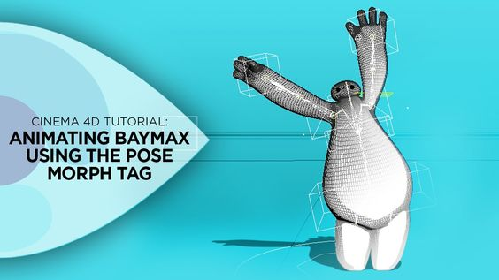 In this tutorial, I follow up on how I animated Baymax from Big Hero 6 in my Cinema 4D Jiggle Deformer tutorial (http://eyedesyn.com/2014/10/30/jiggle-deformer/)…