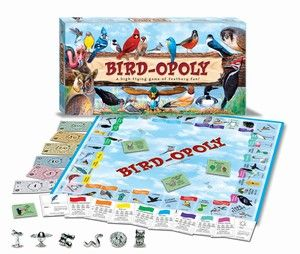 Finally a Monopoly Game I can relate to... Bird-Opoly