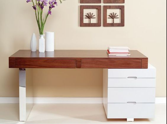 Office, Puente desk from Lawson & Fenning