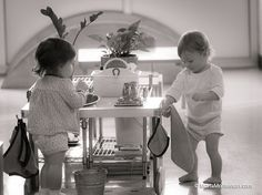 Only in a Montessori Classroom.... [this post made me tear up a little - so beautiful!]