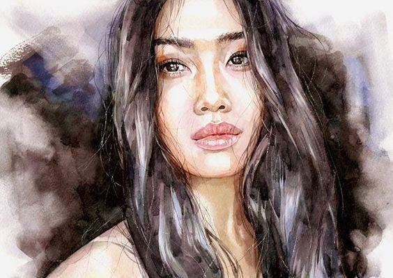 🌌Спасибо за вдохновение @yulia_sv —————————————— ✉️👉🏽very.wet.art@gmail.com
