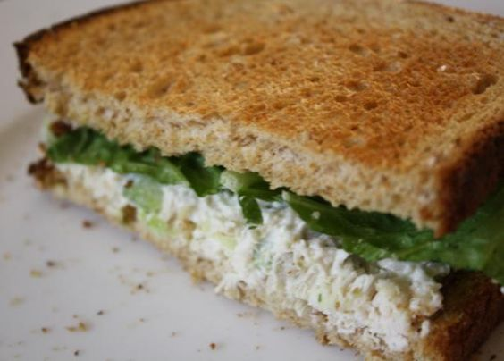 Copy Cat: Chicken Salad Sandwich from Chick Fil A