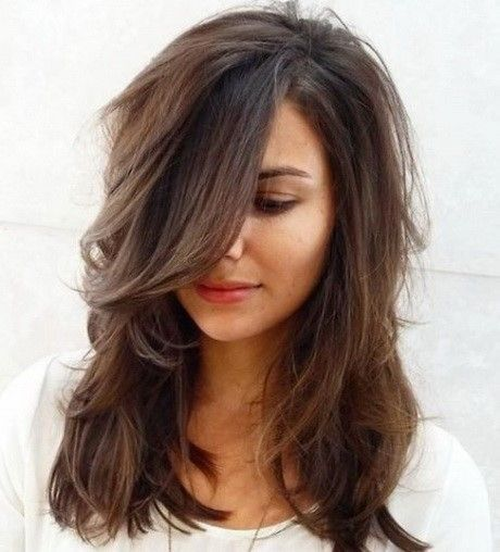 35++ Long layered cuts 2017 trends