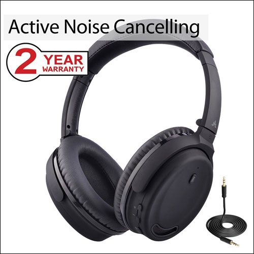 17 Best Noise Cancelling Headphones Under 100 In 2020 Review Noise Cancelling Headphones Best Noise Cancelling Headphones Noise Cancelling