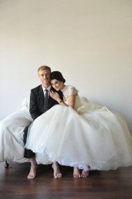 Bridal Ballet Inspiration Shoot from Attention 2 Detail Events - Style Me Pretty