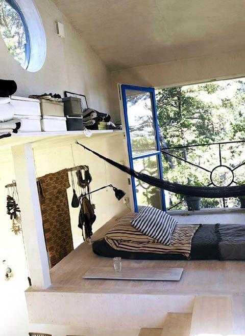 Artist's Building: Summer Cabin, Swedish Island - Busyboo
