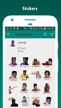 Tamil Bad Words Whatsapp Stickers Apk Download Sticker App Emoji Stickers Iphone Emoji Stickers
