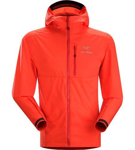 Squamish Hoody Men's Superleichte Kapuzenjacke mit kleinstem Packmaß - ideal als Windbreaker bei wärmerem Wetter