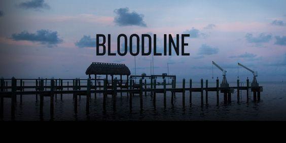 Bloodline est une histoire de drame familial, créée par un trio de scénaristes, Todd A. Kessler, Glenn Kessler et Daniel Zelman, à qui l'on doit la série Damages.