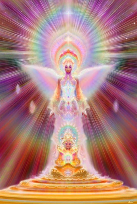 Somos Luz y conciencia pura: