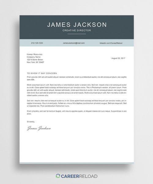 Free Cover Letter Template Mason Career Reload Free Cover Letter Cover Letter Template Free Cover Letter Design