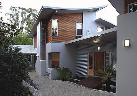 Award winning rischbieth houses in the act designed by tt for Colorbond home designs