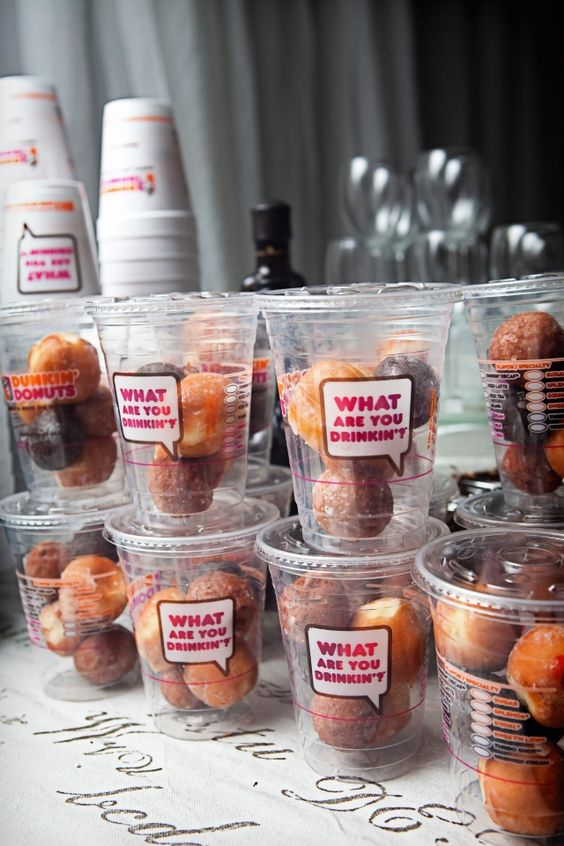 more dunkin' donuts coffee bar yumminess {it's a shore thing}