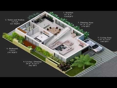 Beautiful Modern House In Tamilnadu Kerala Home Design And Floor Duplex House Plans Tamilnadu House Duplex House Plans Indian House Plans House Balcony Design